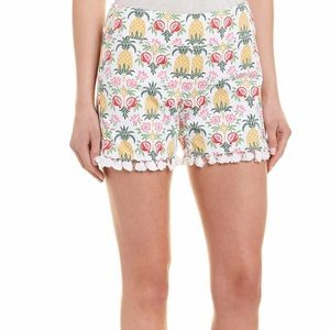 NWT J. McLaughlin Pineapple Shorts